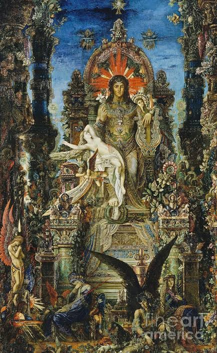 Examples Of Symbolism In Art Literary Devices